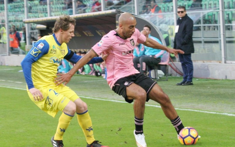 Palermo: out Embalo ed Aleesami